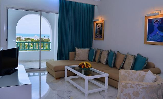 hotel djerba palace